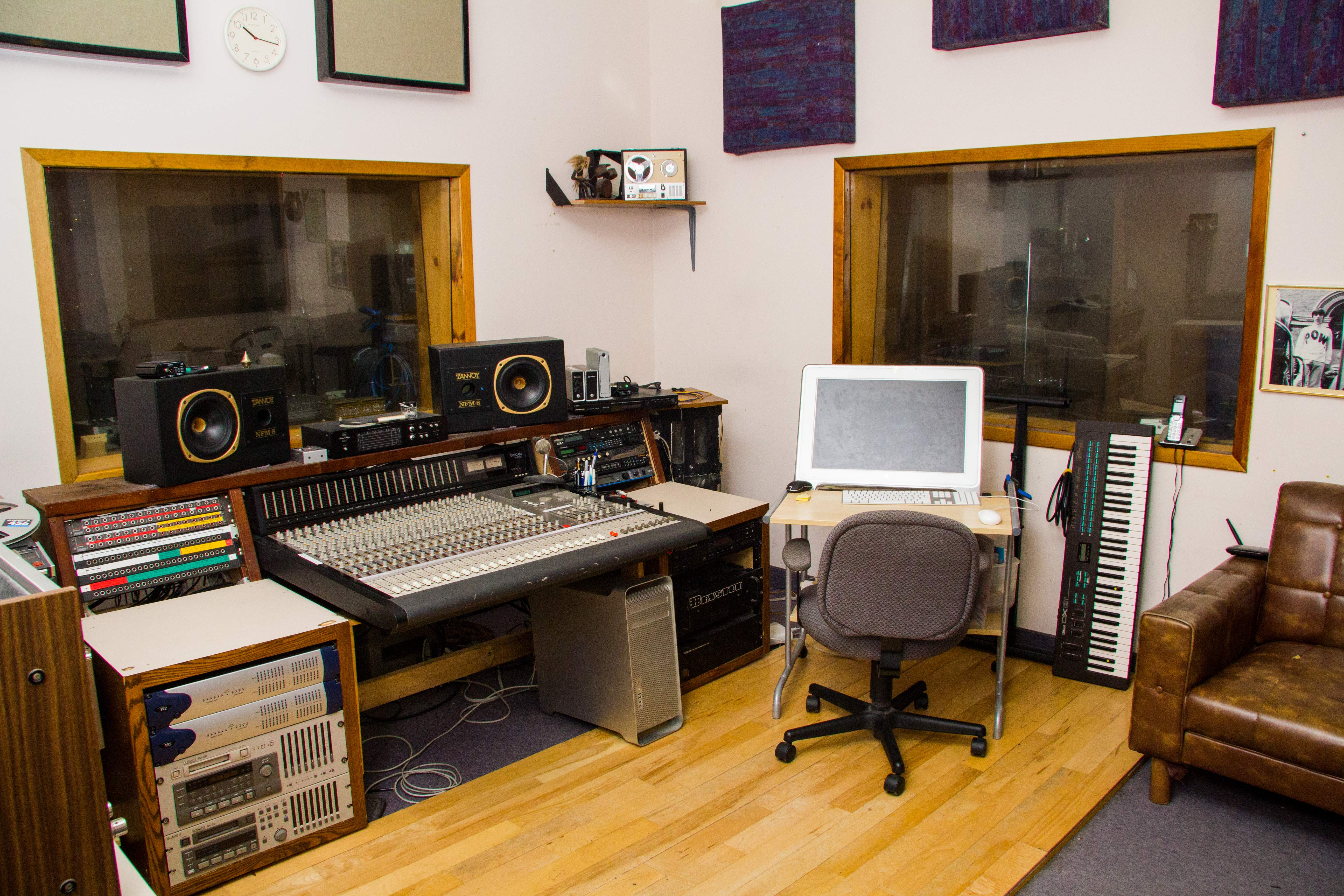 Home Studio A Audio Recording Amp Production