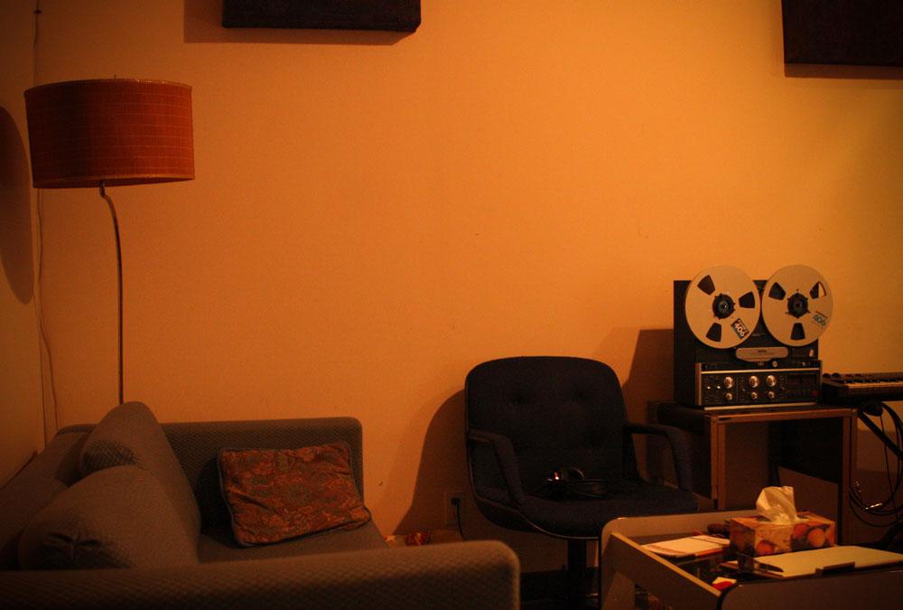 Studio A, Kitchener, recording studio