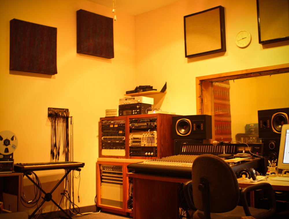 Studio a, Kitchener recording studio, Kitchener ON
