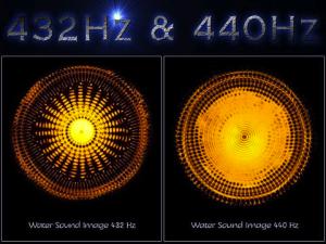 440 vs 432Hz