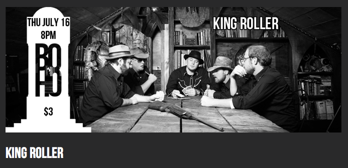 King Roller Boathouse