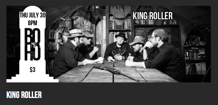 king roller boathouse 3