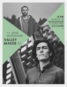 Valley Maker Jesse Maranger