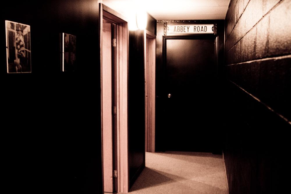 Studio a, Kitchener, audio recording studio
